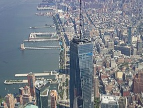 Which is the highest skyscraper in the US?