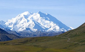Which is the highest mountain in the US?