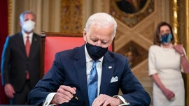 Erase and rewind: Which Trump's decisions and orders did Joe Biden undo?  The full list!